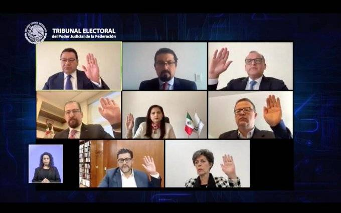 TEPJF da luz verde a encuesta abierta para renovación de la dirigencia de Morena