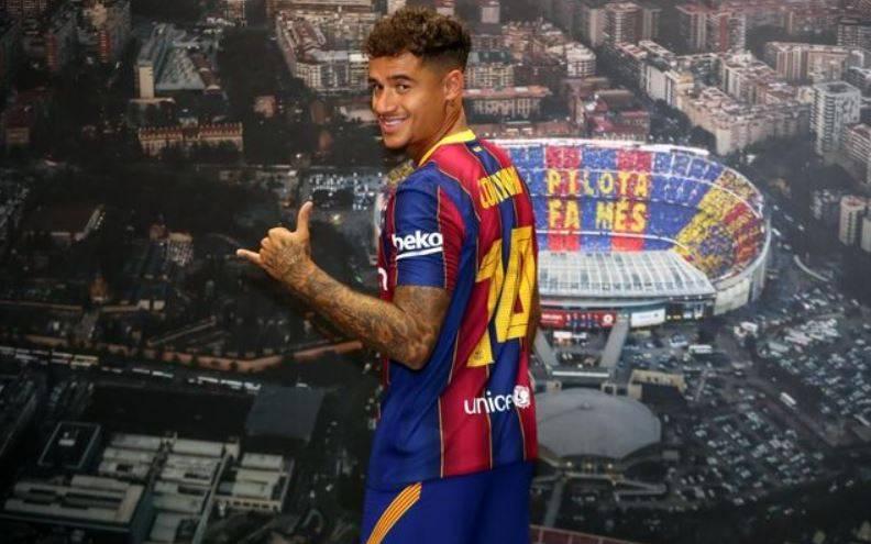 Así quedaron los nuevos cambios de números en el Barcelona