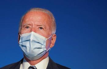 Campaña de Biden incrementa medidas para protegerlo del COVID-19
