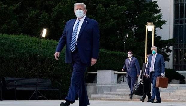 Regresa Trump a la Oficina Oval de la Casa Blanca