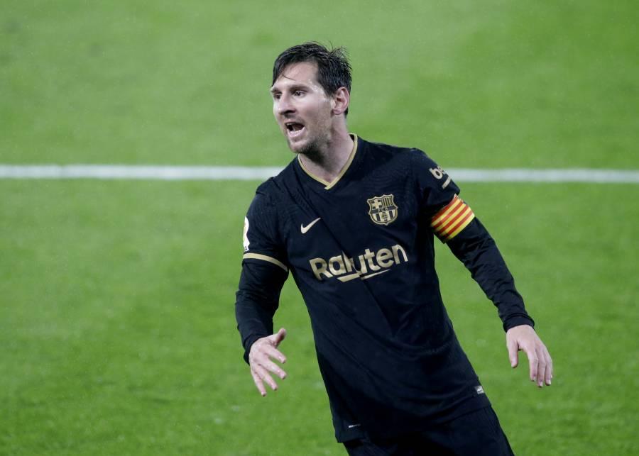 Messi contento por su regreso a la Selección: Scaloni