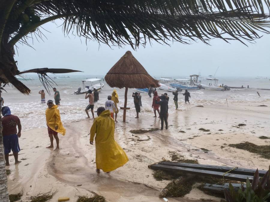 "Quintana Roo pasa a Alerta Naranja por ""Delta"""