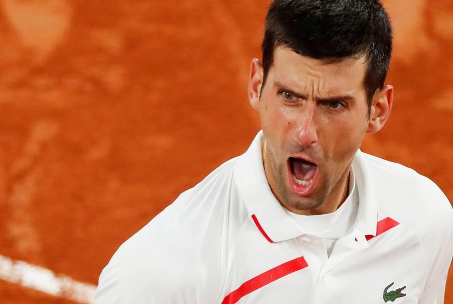 Djokovic se medirá ante Tsitsipas en Roland Garros