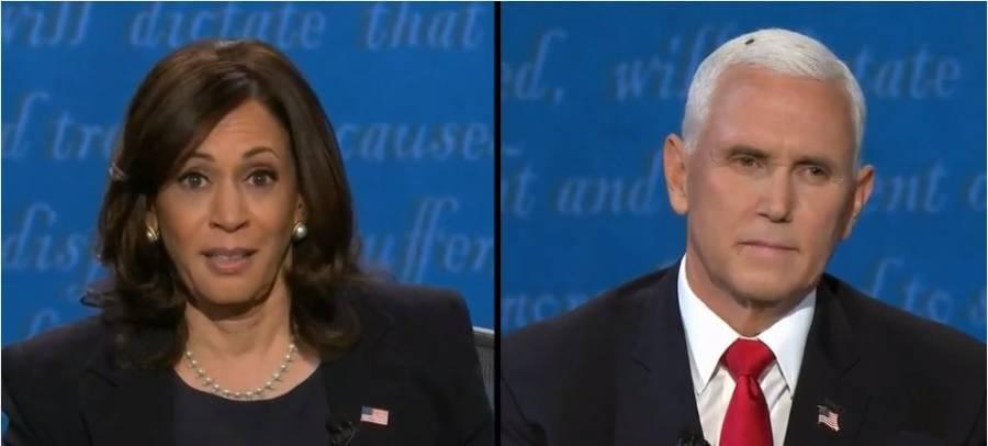 Se realiza en Utah, Estados Unidos el único debate entre los candidatos a la vicepresidencia
