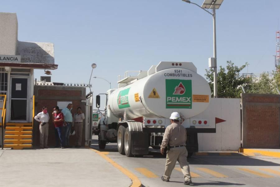 Pemex asegura que en este mes incrementará la producción de crudo