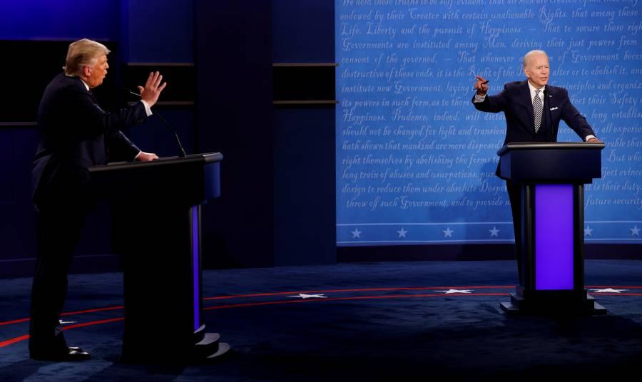 Si es virtual, Trump no asistirá al segundo debate con Biden