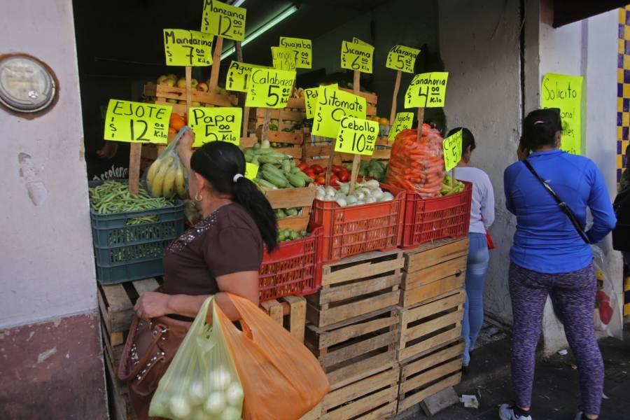 Inegi: En 4% la Inflación en septiembre