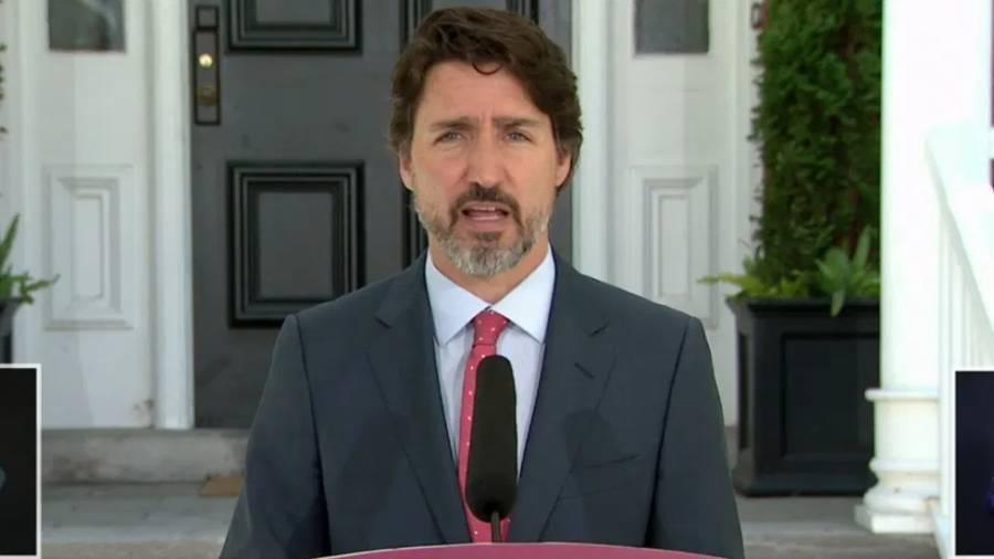 Canadá preparada ante posibles problemas electorales en EU: Trudeau