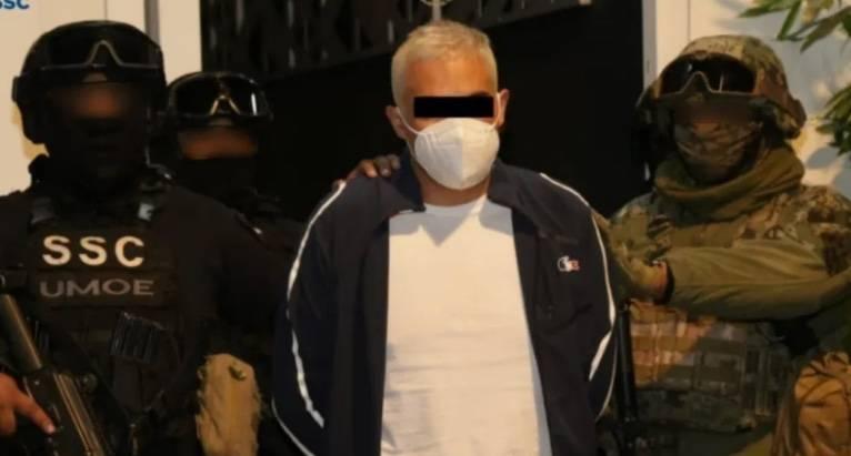 """Detienen a """"El Lucas"""", presunto integrante de la Fuerza Anti Unión Tepito"""