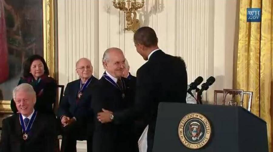 Murió Mario Molina, Nobel de Química mexicano