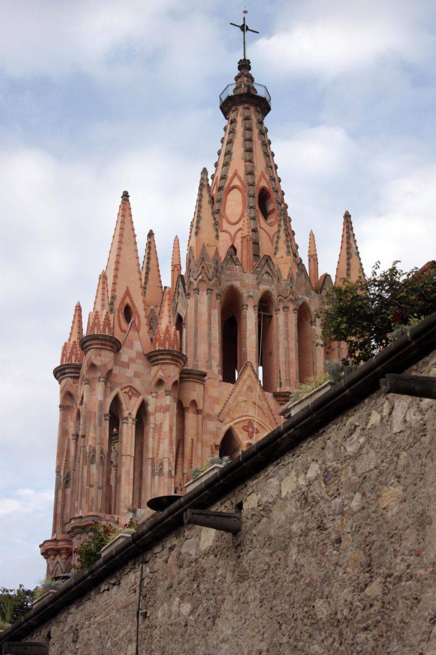 "San Miguel de Allende es nombrada ""The Best Small City in the World"""