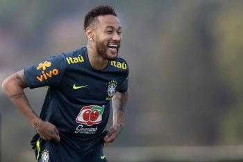 Neymar se perdería partido eliminatorio ante Bolivia