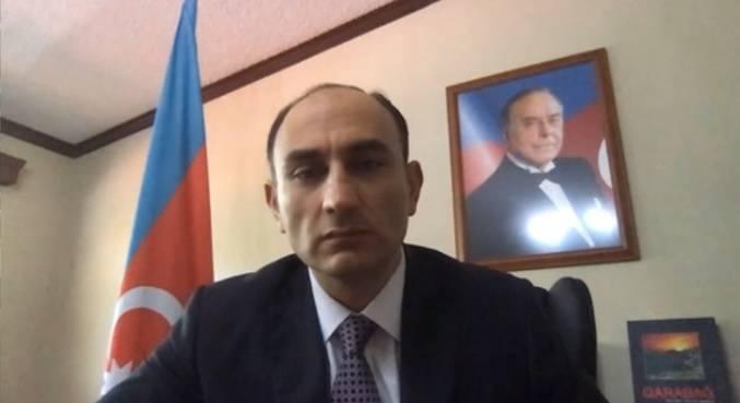 Entrevista Mammad Talibov Embajador de Azerbaiyán ante México