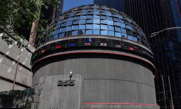 Bolsa Mexicana de Valores suspende operaciones