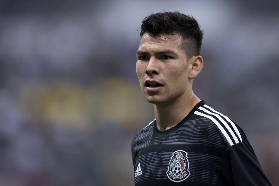 """""""Chucky"""" Lozano podría jugar ante Argelia"""