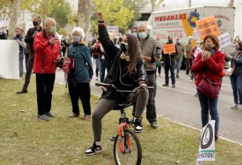 OMS: Europa impulsa repunte  de casos diarios por Covid