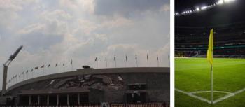 Seguirán los estadios cerrados en la Ciudad de México