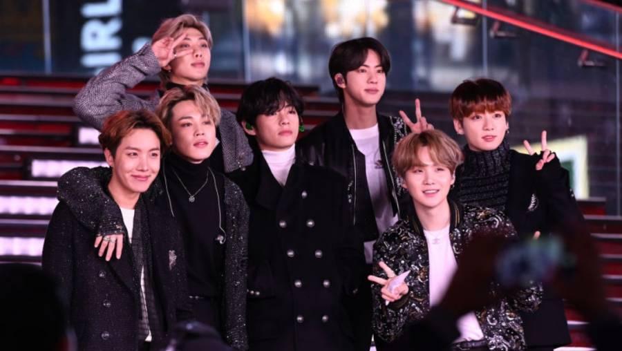 BTS regresa a los escenarios vía streaming