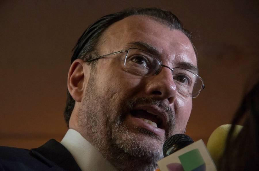 Videgaray desmiente que vaya a mudarse a otro país; permanecerá en Boston