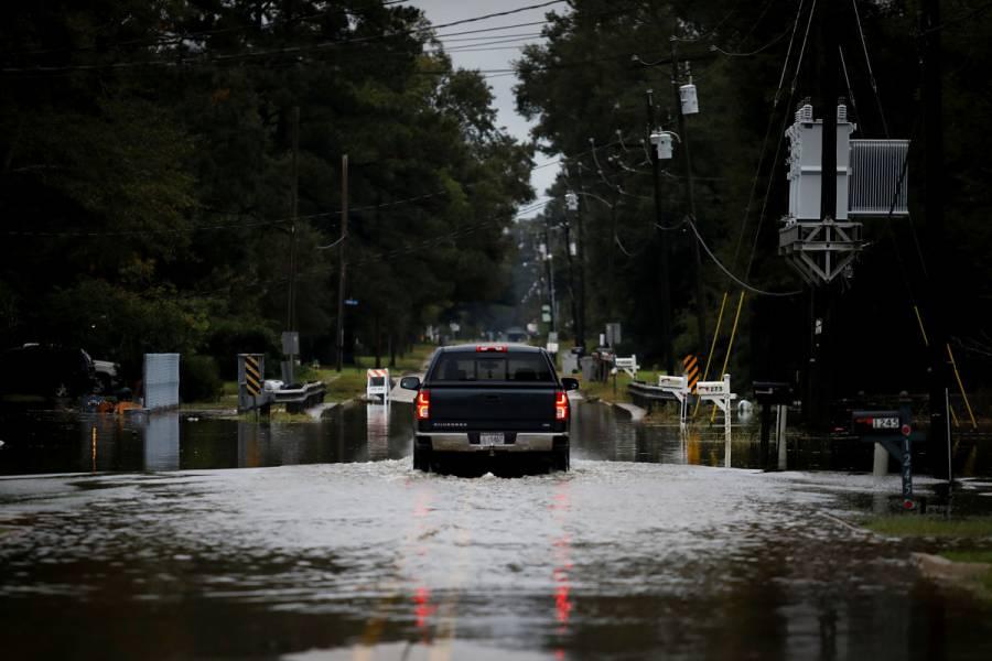 """""""Delta"""" se degrada a depresión tropical tras su paso por Louisiana"""