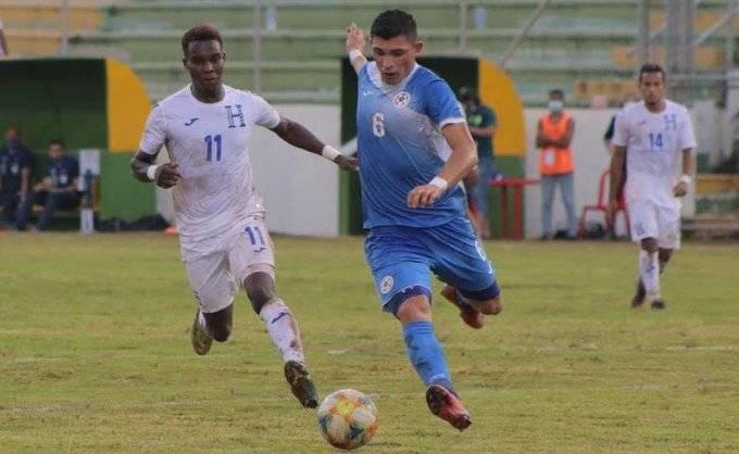 Honduras rescata empate de último minuto en partido amistoso ante Nicaragua