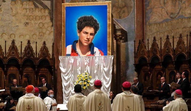 Beatifican a Carlo Acutis, primer