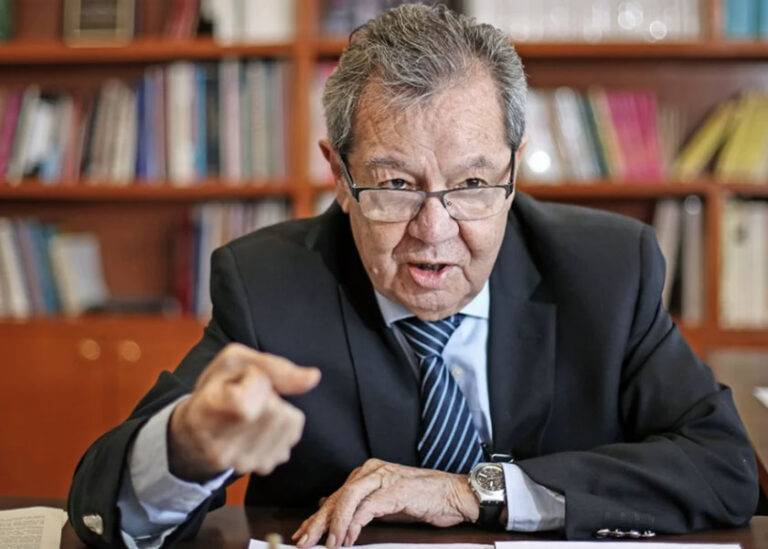 Tomaré la presidencia de Morena este lunes: Muñoz Ledo