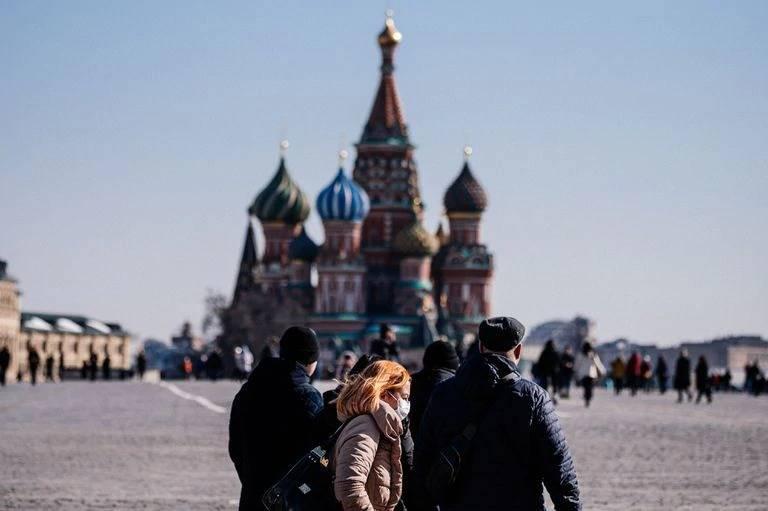 Registra Rusia récord de contagios de Covid-19 en 24 horas