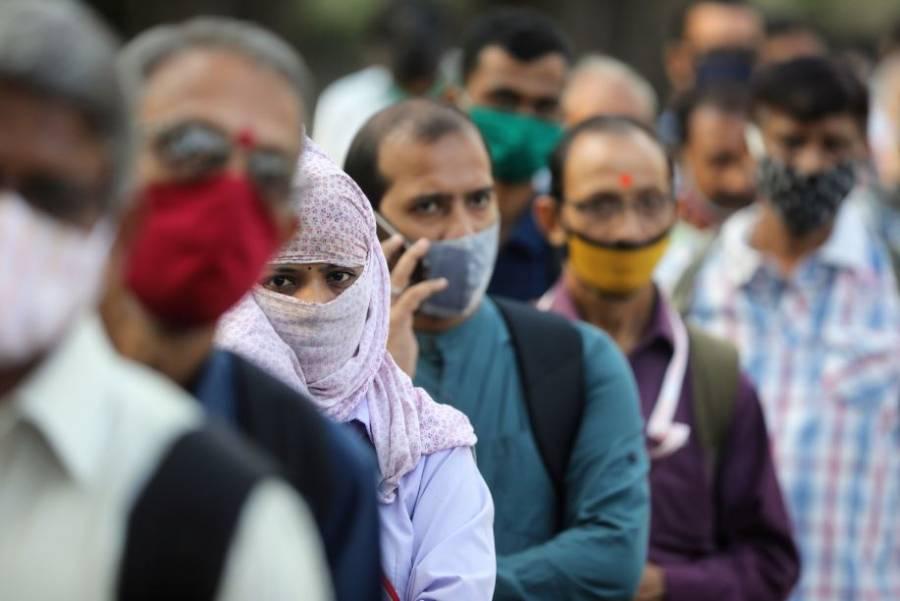 India supera los 7 millones de contagios por Covid-19