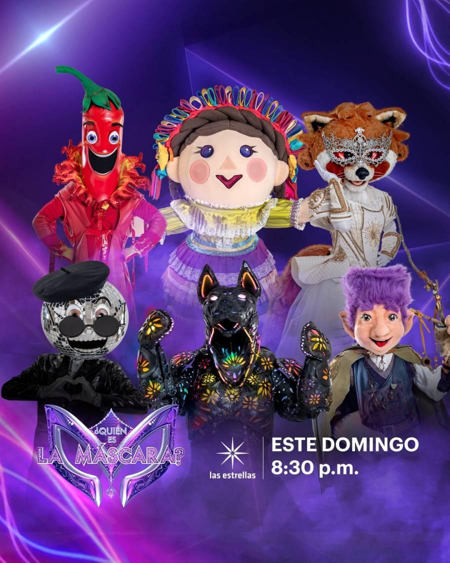 Hoy se estrena ¿Quién es la máscara 2?, todos los detalles