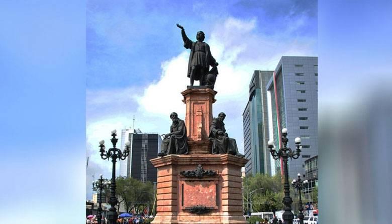 Recolocación de estatua de Cristóbal Colón podría someterse a encuesta
