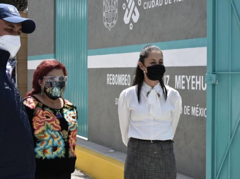Sheinbaum inaugura Planta de Rebombeo en Iztapalapa; beneficiará a 50 mil habitantes