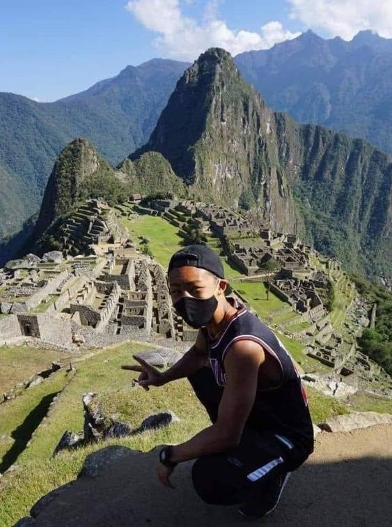 Después de siete meses, abren Machu Picchu para turista japonés