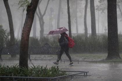 Fuertes lluvias y tormentas eléctricas llegarán a seis estados con el Frente Frío 6