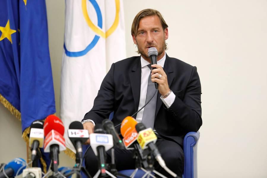 Fallece el padre de Francesco Totti por COVID-19