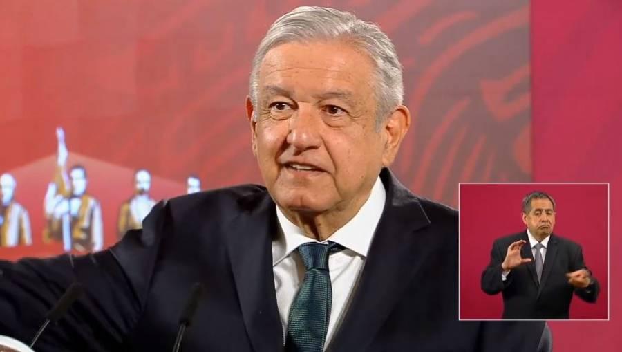 AMLO pedirá informes a la FGR sobre denuncia contra Luis Videgaray por caso BP