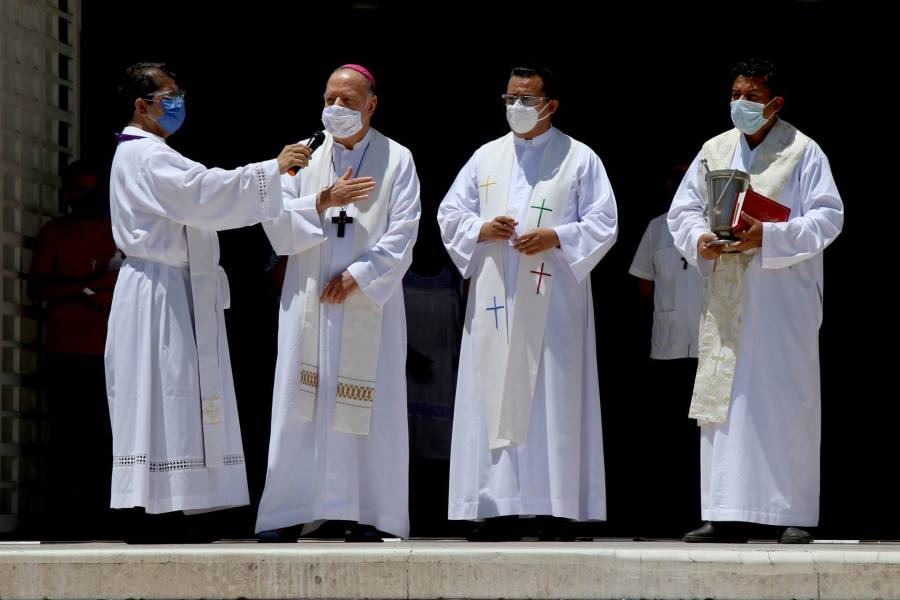 En México han muerto 102 religiosos por Covid