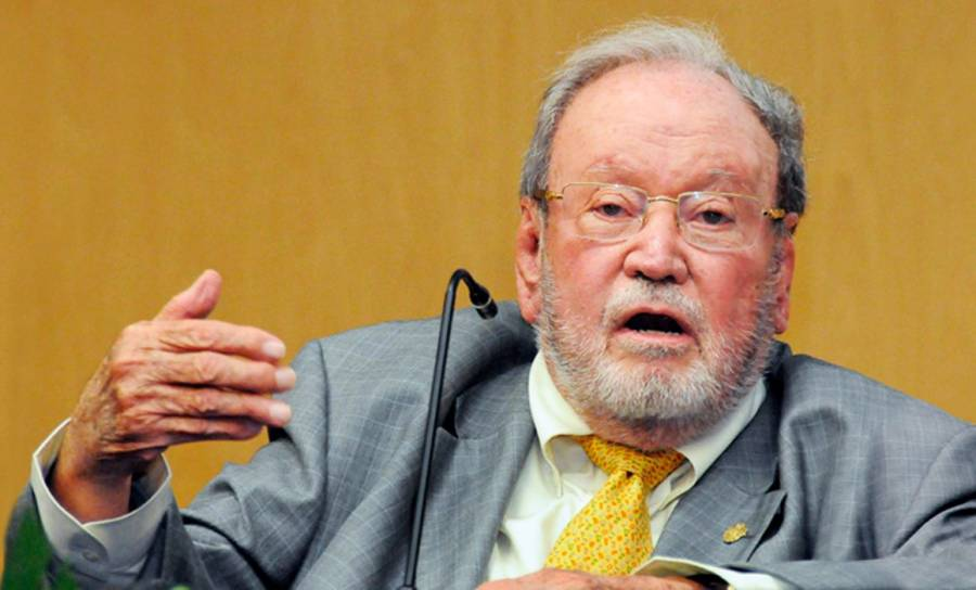 Fallece Guillermo Soberón Acevedo ex rector de la UNAM y ex secretario de Salud