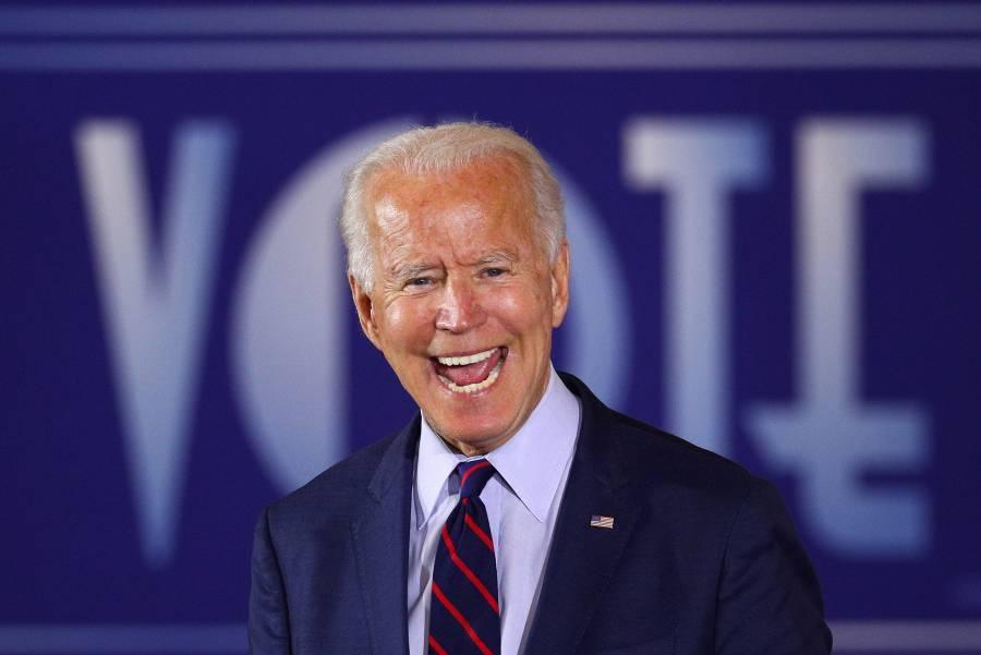 Joe Biden por encima de Donald Trump, con 12 puntos de ventaja