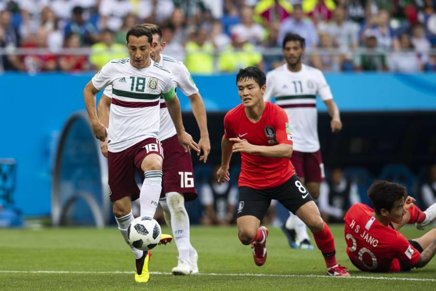 México se medirá contra Corea del Sur en Austria