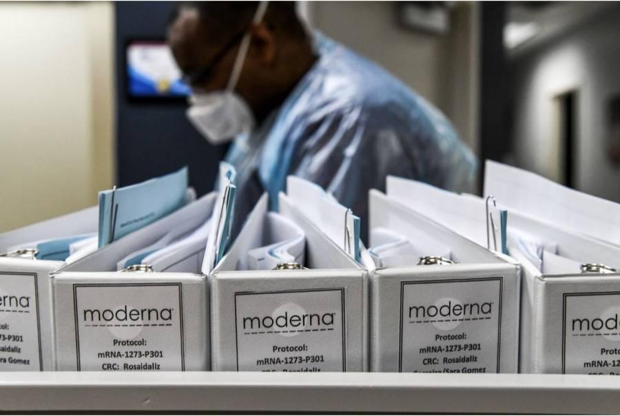 Vacuna de Moderna te deja  sin vida por un día: voluntaria