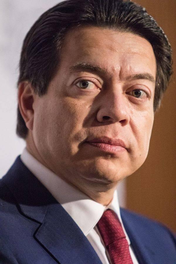 Legisladores de Morena respaldan a Mario Delgado en búsqueda de dirigencia
