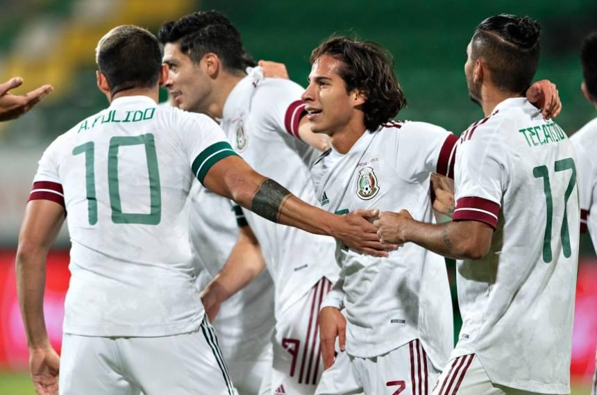México y Argelia empatan en intenso juego