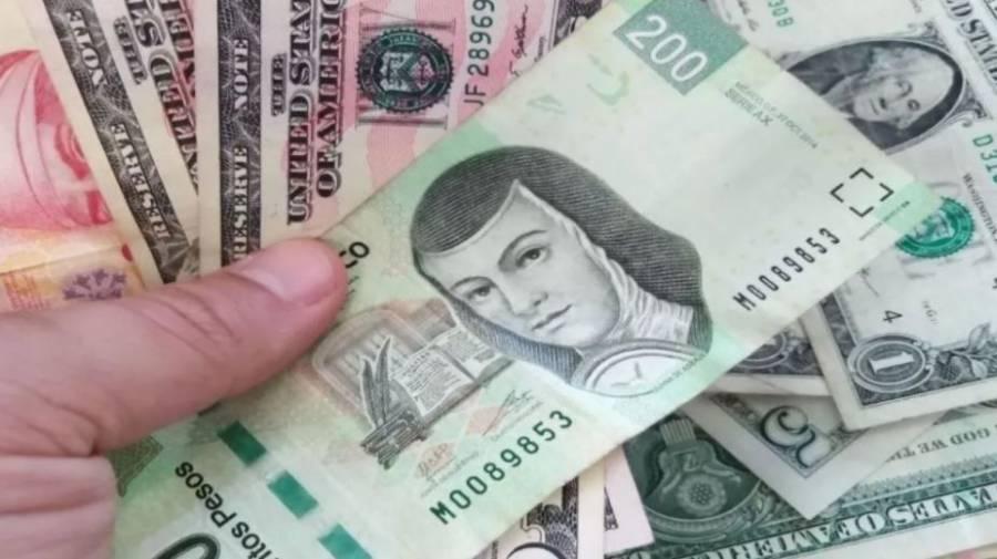 Peso y Bolsa Mexicana retroceden por nerviosismo asociado a vacuna Covid-19