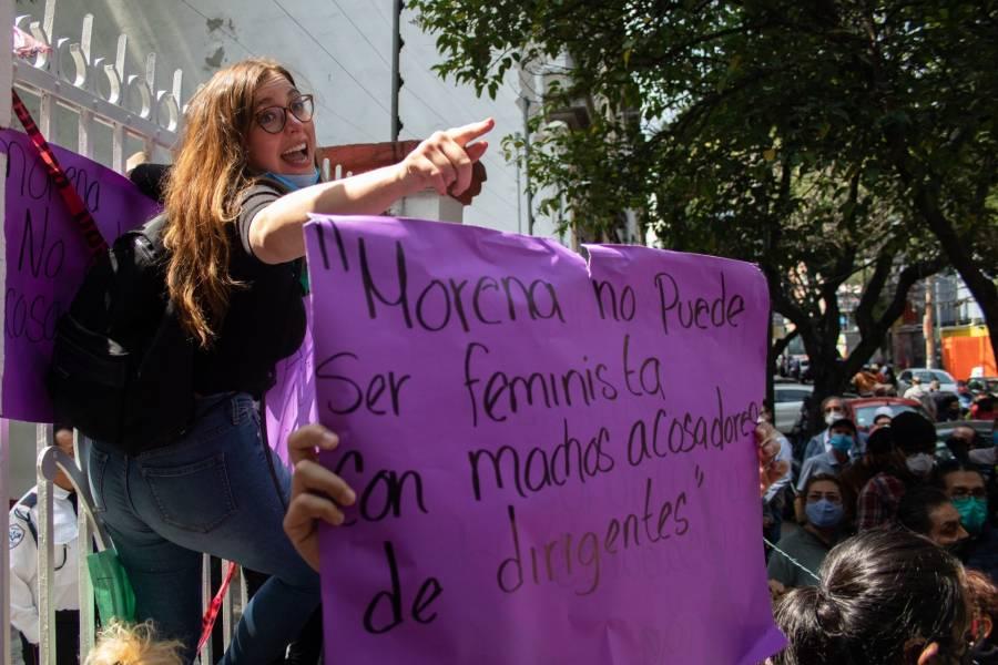 Morena no es el gobierno, afirma el presidente