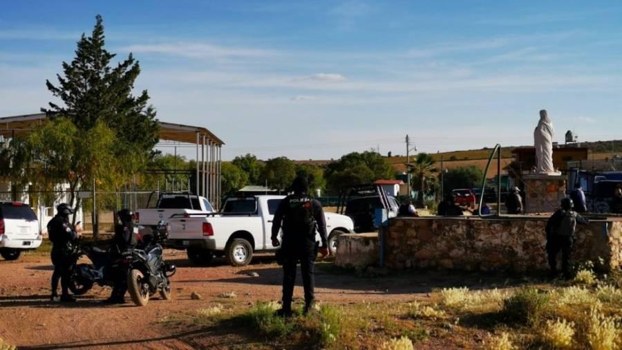 Enfrentamiento en Zacatecas deja 14 muertos y 3 policías heridos