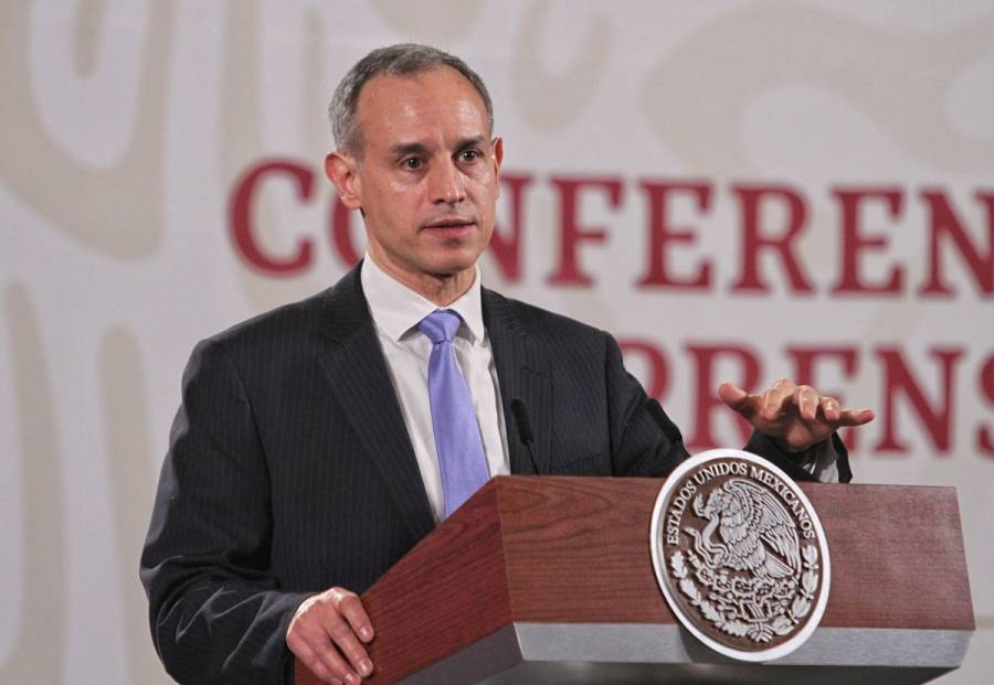 Probable nuevo rebrote podría requerir confinamiento parcial: Hugo López-Gatell
