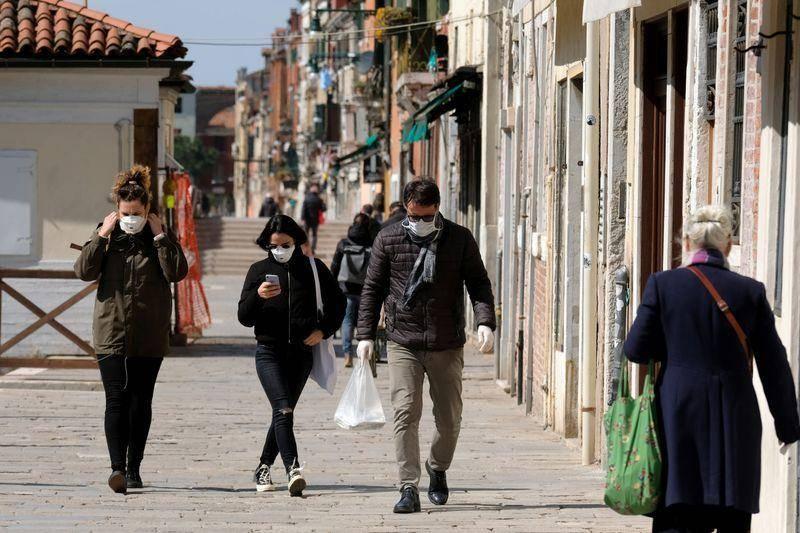 Italia impone nuevas medidas sanitarias tras aumento de casos por Covid-19