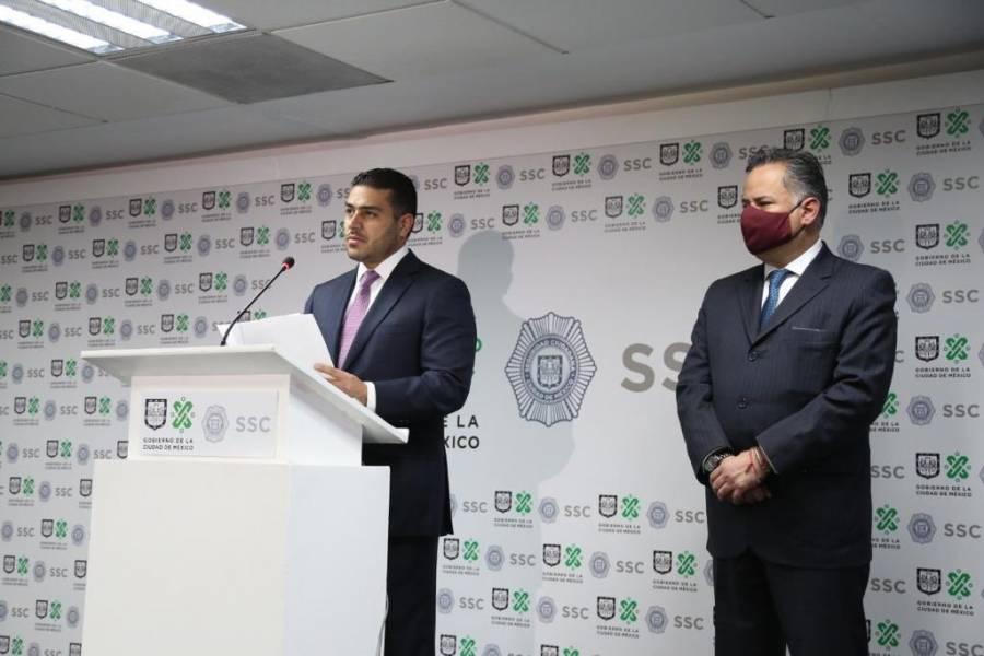UIF y SSC bloquean mil 352 cuentas a 14 grupos delictivos de la CDMX