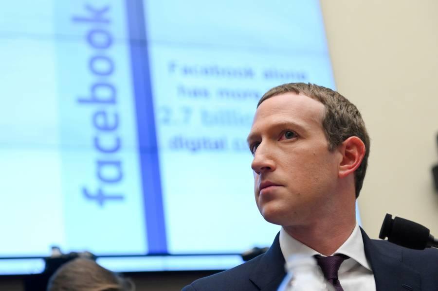 Zuckerberg donará 100 mdd para las elecciones de EU